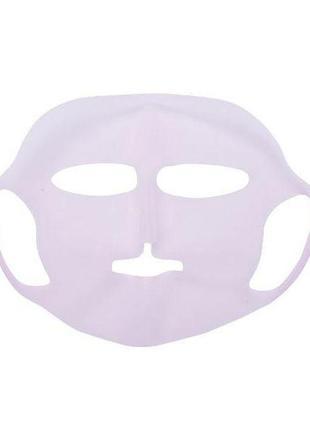 Силиконовая маска для лица. многоразовая!4 фото
