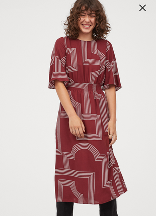 Потрясающее платье h&m