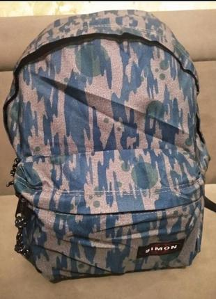 Рюкзаки фирмы simon