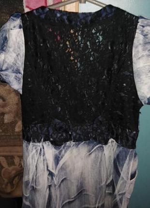 Плаття джинсове2 фото