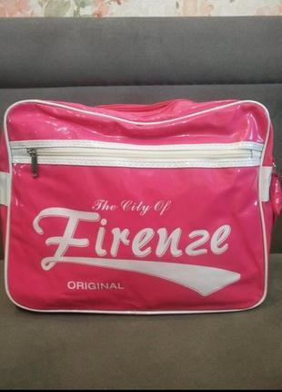 Лакированные сумки firenze