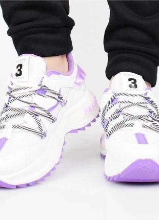 Стильные женские кроссовки, бомба, мода 2021, 36-41р по стельке