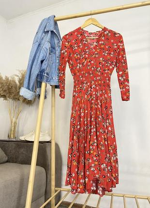 Платье maje (размер s)