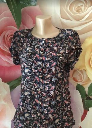 Женская летняя блуза 46,48 размера