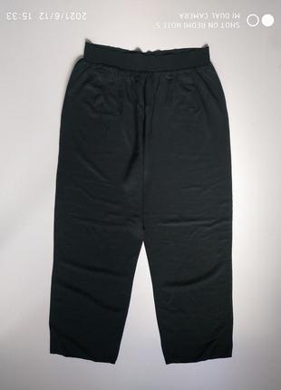 Летние черные штаны