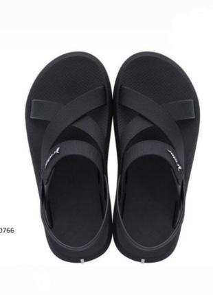 Мужские сандали райдер р-1 (rider r1) чёрный