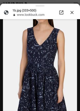 Брендовое платье1 фото