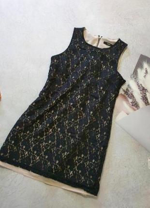 Ажурное платье р.s