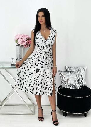Платье женское в расцветках 💕