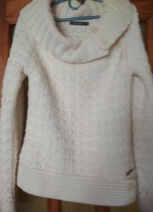 Очень тёплый зимний свитер