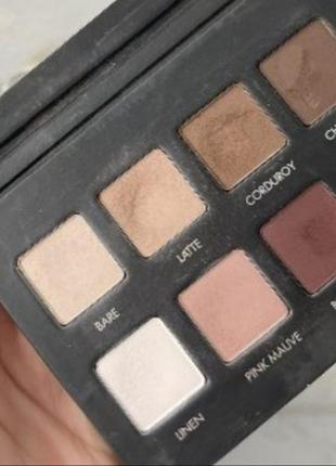 Палетка профессиональных теней lorac pro matte eye shadow palette