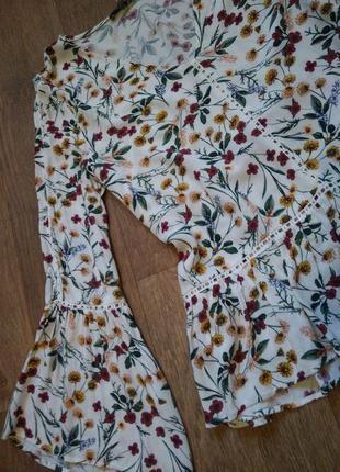 Модная блузка, размер м