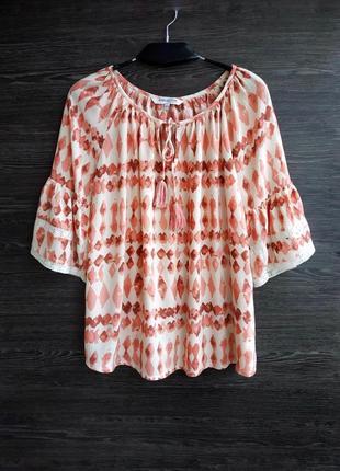 Блуза из натуральной ткани debenhams.