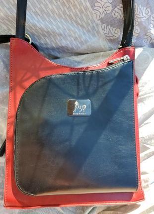 Сумка - рюкзак. италия