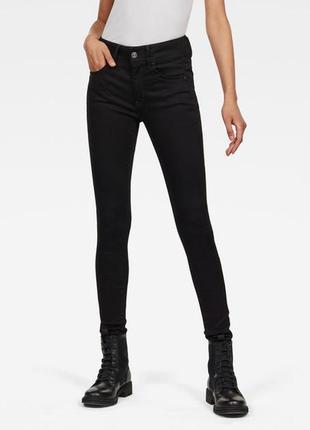 Классные джинсы скинни g star raw diesel