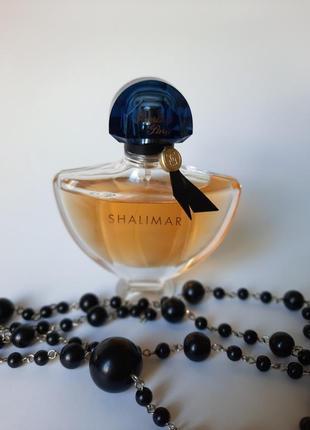 Guerlain shalimar парфумована вода жіноча, 50 мл