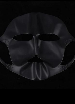 Силиконовая маска для лица. многоразовая!6 фото