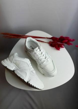 Кроссовки белые распродажа*