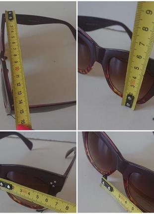 Фирменные качественные солнцезащитные очки из германии.9 фото