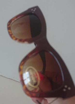 Фирменные качественные солнцезащитные очки из германии.2 фото