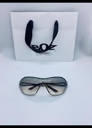 Trussardi натур стразы swarovski оригинал очки купила в италии в фирменном магазине3 фото
