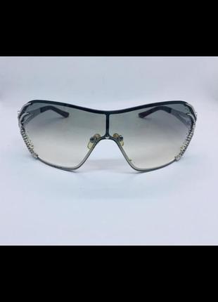 Trussardi натур стразы swarovski оригинал очки купила в италии в фирменном магазине7 фото