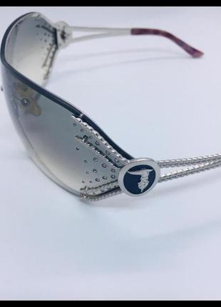 Trussardi натур стразы swarovski оригинал очки купила в италии в фирменном магазине8 фото