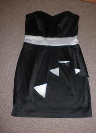 Плаття бюстьє анжеліка