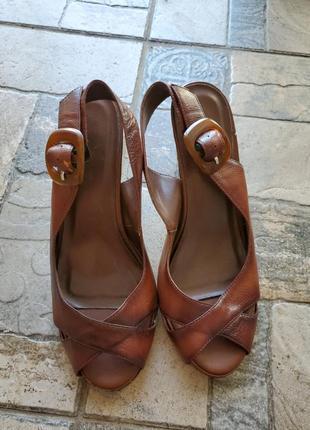 Женские новые туфли летние