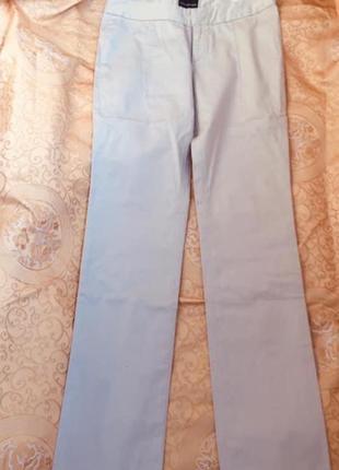 Calvin klein оригинал новые брюки светло серые размер 28
