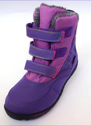 Kamik hayden теплые зимние ботинки сапожки сапоги оригинал