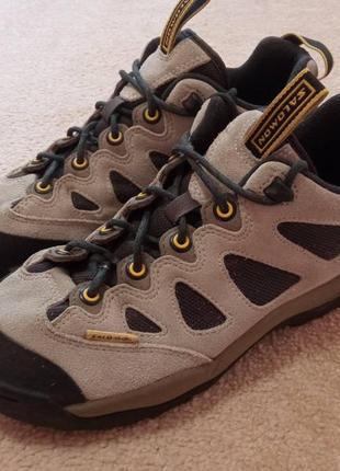 Трекінгові кросівки salomon 40.5р 25 см