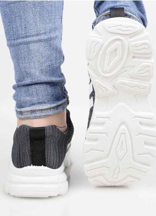 Модные женские кроссовки / лёгкие / 36-41р3 фото