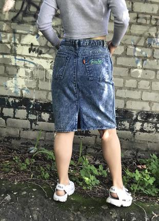 Vintage юбка