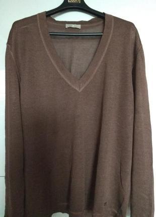 Брендовый пуловер, джемпер marz