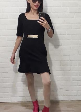 Супер! стильное силуэтное платье