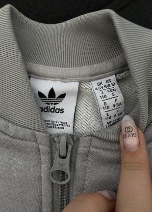 Бомбер/ кофта/ олимпийка adidas, оригинал2 фото