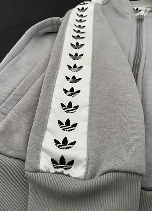 Бомбер/ кофта/ олимпийка adidas, оригинал4 фото