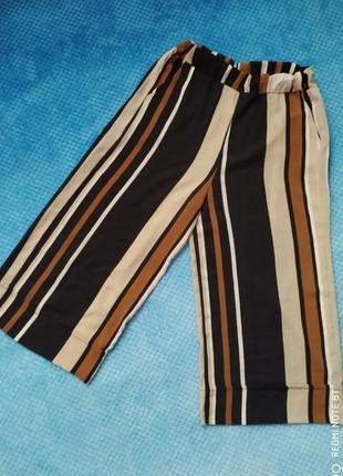 Кюлоты кюлоти италия брюки штани