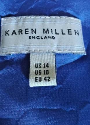 Блуза топ майка-корсет karen millen5 фото