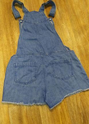 Комбинезон джинсовый женский2 фото