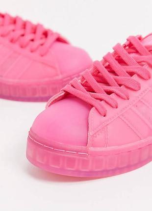 Модное спасение в дождливую погоду! кроссовки adidas originals superstar jelly