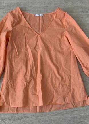 Легкая блузка mango