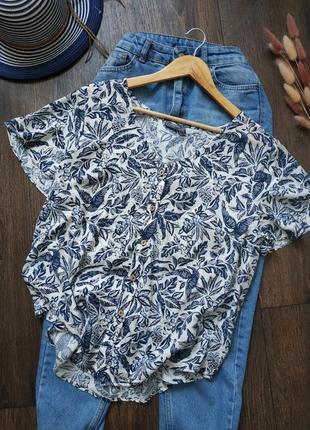 Лёгкая красивая блуза, рубашка
