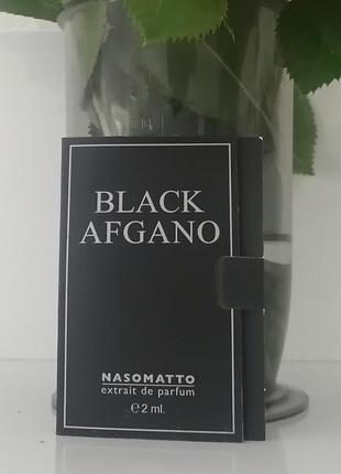Пробник nasomatto black afgano 2ml