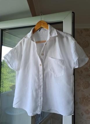 Льняна рубашка