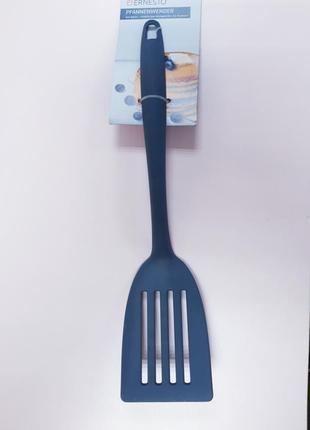 Кухонная лопатка ernesto  серая