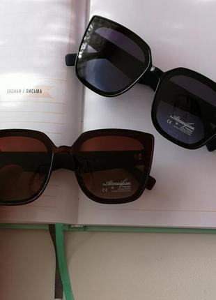 Очки женские солнцезащитные, стильные очки