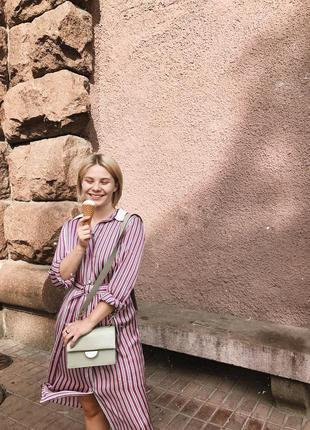 Лёгкое атласное/шелковое платье
