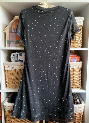 Платье в горошек: горох6 фото